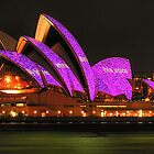 Vivid Sydney #2 - Sydney Opera House - The HDR Experience by Philip Johnson