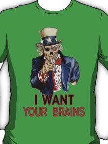 Uncle Sam Zombie T-Shirt