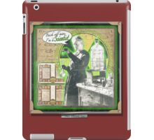 Popular Science: Marie Curie iPad Case/Skin