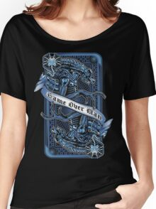 Game Over Man Women's Relaxed Fit T-Shirt