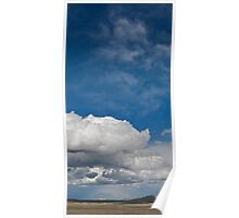 Clouds over Greenland Colorado Poster