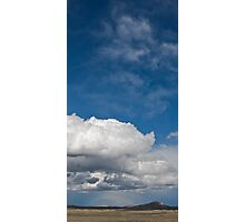 Clouds over Greenland Colorado Photographic Print