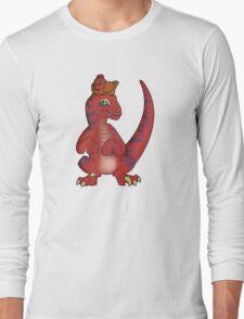 The Amazing Evolving Raptor Long Sleeve T-Shirt