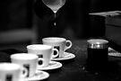 skinny flat white-short black-a latte' by Alfredo Estrella