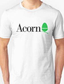 Acorn computers logo Unisex T-Shirt