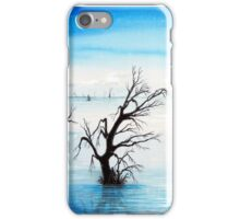 Silent Reflections iPhone Case/Skin