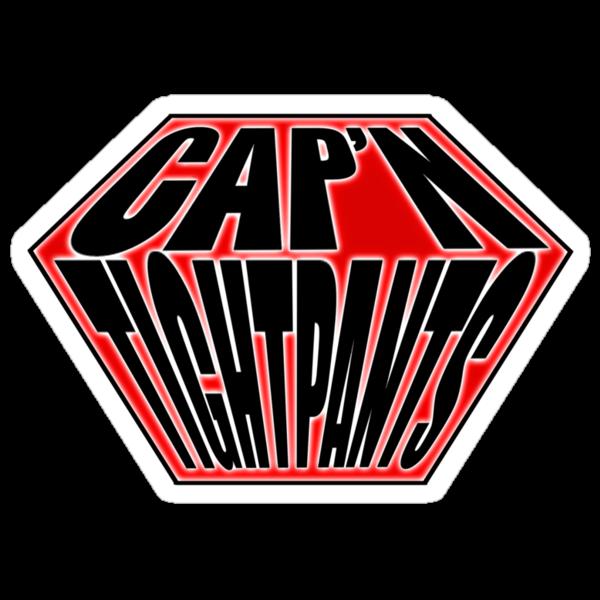 Cap'n Tightpants by KittenPokerUK