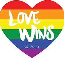 Love Wins by kmferris