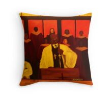 REV. Throw Pillow