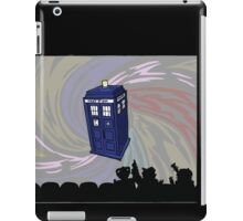 Movie time! iPad Case/Skin