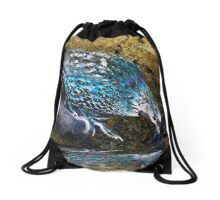 10. It Is A Very Good Day Drawstring Bag