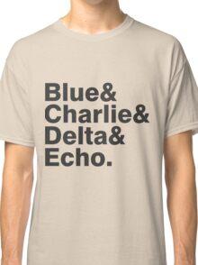 The Raptors Classic T-Shirt