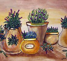 Kathy's Herb Garden by CoastalCarolina