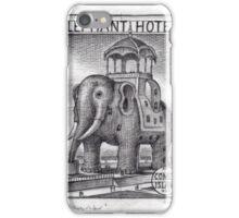 Elelphant Hotel iPhone Case/Skin