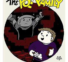 The Poe Family by Brian Belanger