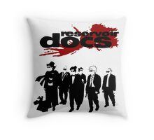 Reservoir Docs Throw Pillow