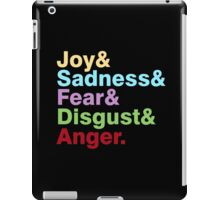 The Emotions iPad Case/Skin