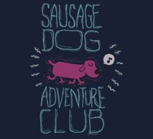 Sausage Dog Adventure Club by Thomas H. Dassalo