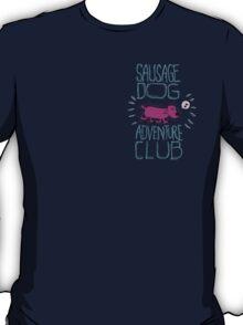 Sausage Dog Adventure Club T-Shirt