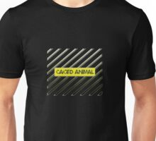 caged animal Unisex T-Shirt
