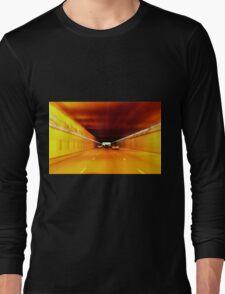 Golden Light  Long Sleeve T-Shirt