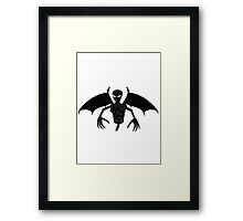 Deadwing Framed Print