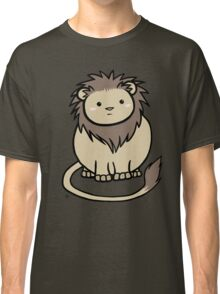 Wildlife Chibi - African Lion Classic T-Shirt