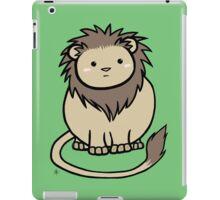 Wildlife Chibi - African Lion iPad Case/Skin