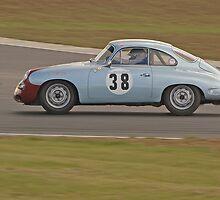 Porsce 356 SC by Willie Jackson