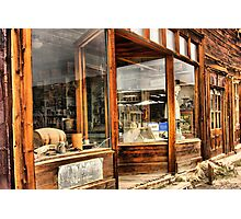 Old Storefront Photographic Print