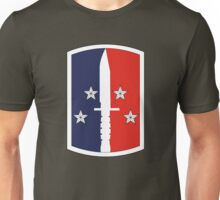 189th Infantry Brigade (United States) Unisex T-Shirt