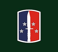 189th Infantry Brigade (United States) by wordwidesymbols
