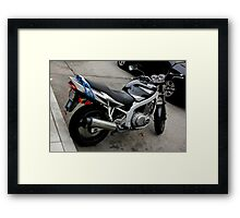 If You Knew Suzuki... Framed Print
