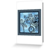 The Wild Ride! Greeting Card
