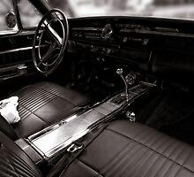 Dodge Coronet interior by vigor