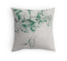 Smudge Throw Pillow