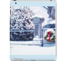 Glad Tidings for Christmas iPad Case/Skin