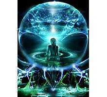 Interdimensional Bubble Photographic Print