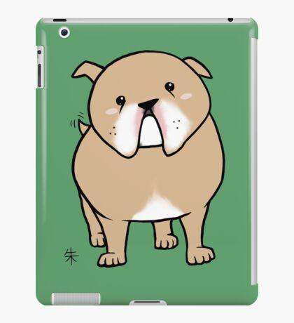 English Bulldog iPad Case/Skin