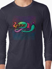 Earthbound Kraken Long Sleeve T-Shirt