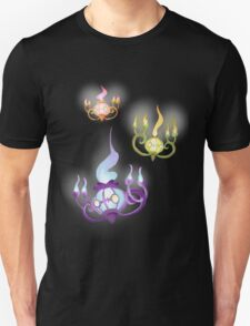 Chandelures on Parade Unisex T-Shirt