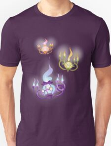 Chandelures on Parade Unisex T-Shirt