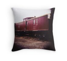 Guards Van Throw Pillow
