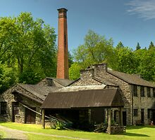 The Bobbin Mill by Jamie  Green