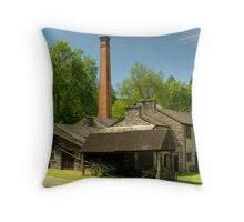 The Bobbin Mill Throw Pillow