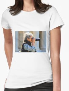 Zoom ZOOMED Womens Fitted T-Shirt
