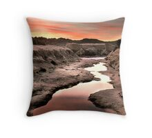 Sherbrooke Estuary - Hidden Gem Throw Pillow