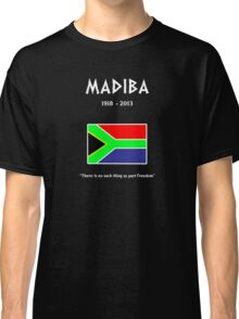 Madiba (Nelson Mandela) Classic T-Shirt