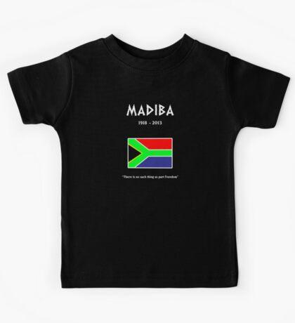 Madiba (Nelson Mandela) Kids Tee