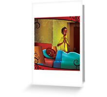 Casanova 03 Greeting Card